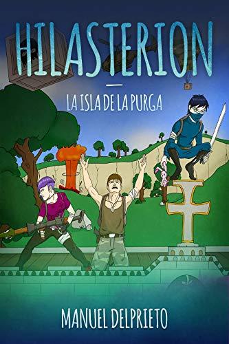Hilasterion: La isla de la purga (Battle royale) de Manuel Delprieto
