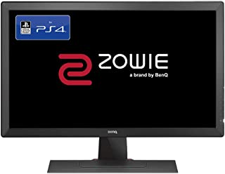 BenQ ZOWIE RL2455S 24inch console eSports Monitor officially licensed for PS4 / PS4 Pro, Lag-free and Black eQualizer, Color Vibrance