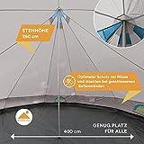 Zoom IMG-2 skandika tipii ii tenda per