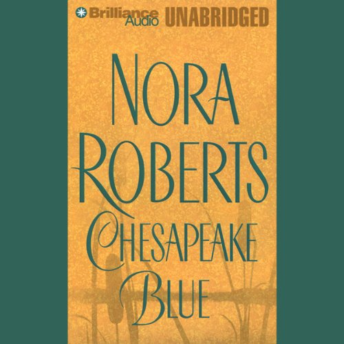 Chesapeake Blue audiobook cover art
