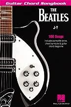The Beatles Guitar Chord Songbook: J-Y (Guitar Chord Songbooks)