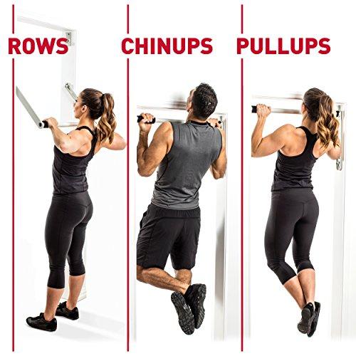 Perfect Basic Pullup, Pull Up Progression Bar