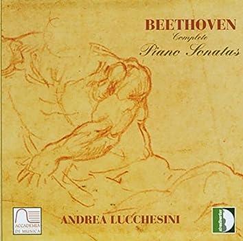 Beethoven: Complete Piano Sonatas (Live)