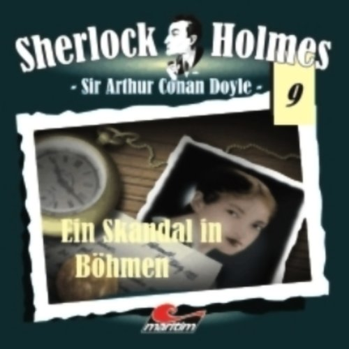 Ein Skandal in Böhmen audiobook cover art
