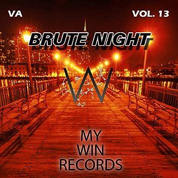 Brute Night, Vol. 13
