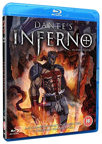 Dante's Inferno [Blu-Ray] [Edizione: Regno Unito]