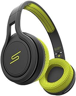 SMS Audio SMS-ONWD-SPRT-YLW STREET by 50 On-Ear Wired Sport Headphones - Yellow