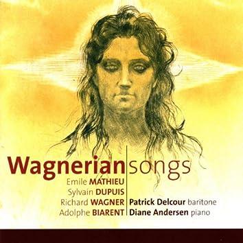 Wagnerian Songsfor Baritone and Piano