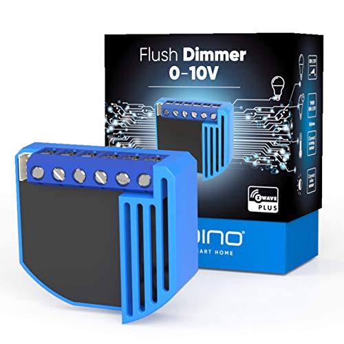 Qubino ZMNHVD1 Flush Dimmer 0-10V Z-Wave Modul für Smart Home