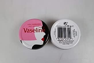 Vaseline Lip Balm 20g/0.705oz (Vaseline Lip Balm LULU Guinness Soft REDTINT, 6X20g/0.705oz) (Vaseline Lip Balm LULU Guinness Soft REDTINT, 6X20g/0.705oz)