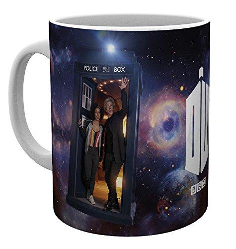 GB Eye LTD, Doctor Who, Season 10 Episode 1 Iconic, Tasse de ceramique