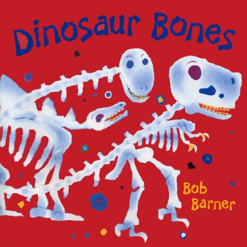 Dinosaur Bones audiobook cover art