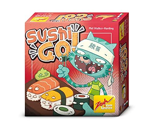 Zoch 601105074 Sushi Go, Kartenspiel