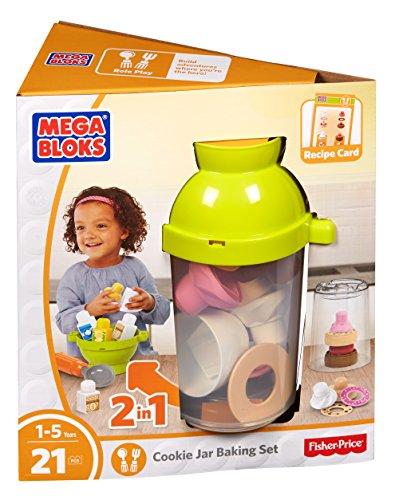 Mega Bloks Cookie Jar Baking Set
