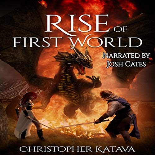 Page de couverture de Rise of First World