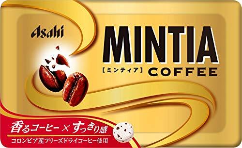 第9位 アサヒグループ食品 ミンティア『コーヒー』