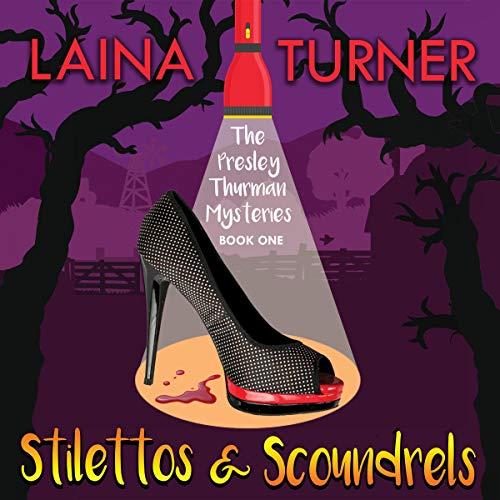 Stilettos & Scoundrels audiobook cover art