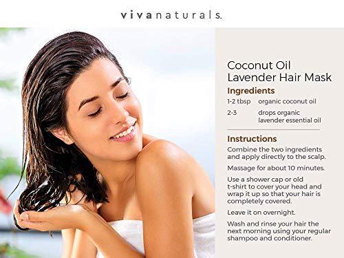 Product Image 5: Viva Naturals Organic Extra Virgin Coconut Oil (54 Oz) – Non-Gmo Cold Pressed