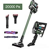 Proscenic P8 Max Cordless Vacuum Cleaner, 20KPa Handheld Stick Vacuum Cleaner with Wall