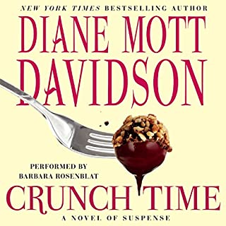 Crunch Time audiobook cover art