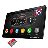 UGAR 10.1' EX10-L-DSP Universal Extended Version Car Stereo 2GB 32GB with 128GB Micro SD Card Android 10.0 Head Unit Double Din Touch Screen Radio Car Audio Indash GPS Navigation with Bluetooth WiFi …