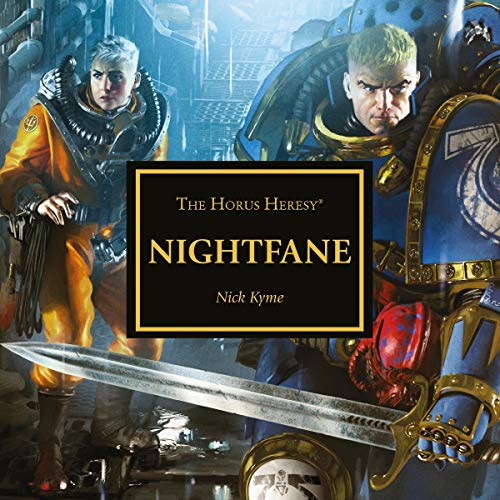 The Horus Heresy: Nightfane     The Horus Heresy              By:                                                                                                                                 Nick Kyme                               Narrated by:                                                                                                                                 Annie Aldington,                                                                                        Tom Alexander,                                                                                        Gareth Armstrong,                   and others                 Length: 1 hr and 13 mins     6 ratings     Overall 4.8