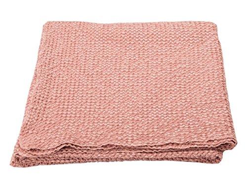 David Fussenegger VIGO 240/220 Rouge - Colcha de cama, color rojo