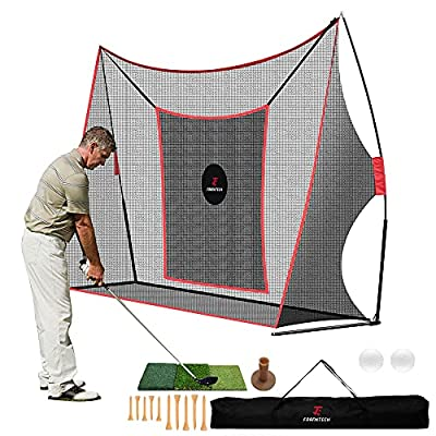 FRANKTECH Golf Hitting Net