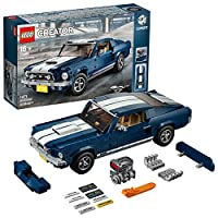 LEGO Creator 10265 Ford Mustang 1960, seltene Sets