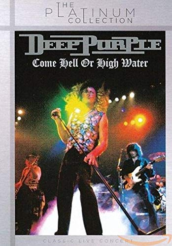 Deep Purple - Come Hell or High Water [Reino Unido] [DVD]