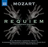 Requiem in D Minor, K. 626 (arr. C. Czerny for soli, choir and piano 4 hands): Sequence No. 2: Tuba mirum (Soprano, Alto, Tenor, Bass)