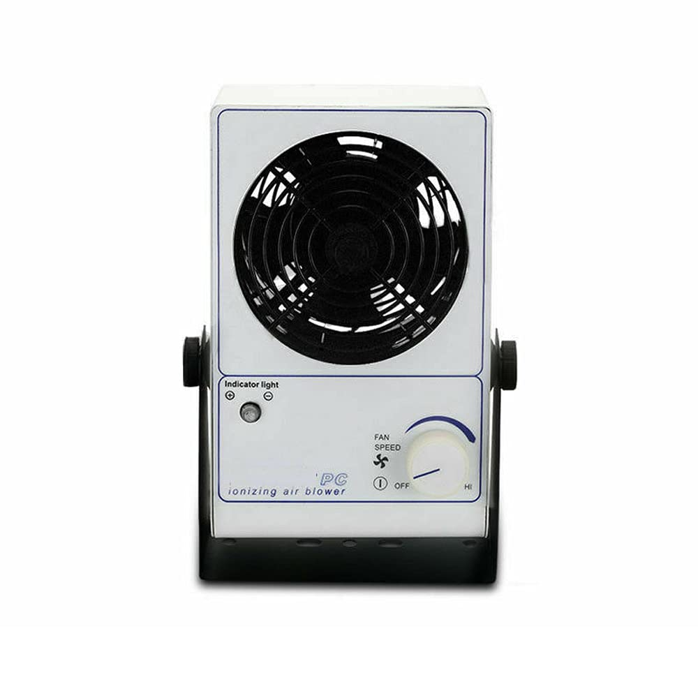 WELLVEUS Ionizing Air Max 51% OFF Blower Fan PC Desktop Industrial 25W Max 74% OFF 110V