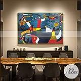 Dibujos Animados 1000 Piezas Puzzle Picasso Famoso Abstracto para Juguetes Educativos para Niños Adultos Juego De Rompecabezas 50x75cm