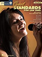 Great Standards You Can Sing (Pro Vocal Women's Edition)