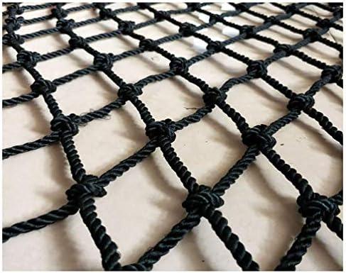 XCYYBB Weven netto plantenbescherming touw netKinderveiligheid Antival huisdierbescherming hek tuin outdoor hek hangmat klimmen cargo net nylon touw net