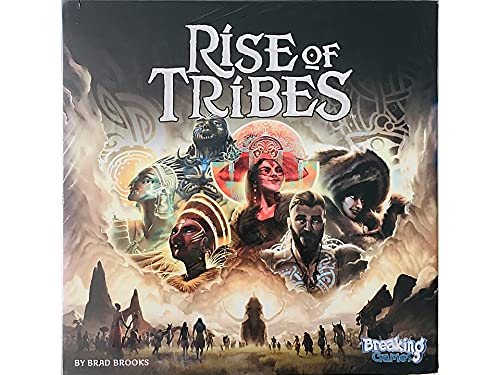 BoardGame Rise of Tribes Mammoth Edition