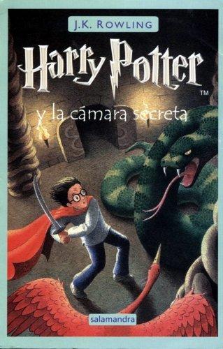 Harry Potter y la cámara secreta (Spanish Edition)