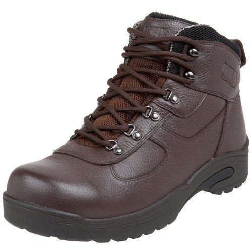 Drew Shoe Men's Rockford Boot,Dark Brown,11 6E US