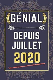 Génial Depuis Juillet 2020: Idée de cadeau d'anniversaire    Cadeau..