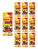 10x Kodak Disposable Camera FunSaver Flash 35mm Film One Time Use