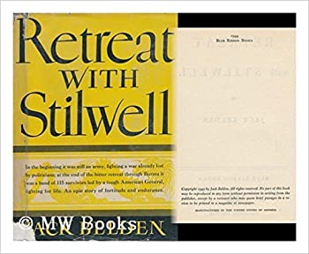 Hardcover Retreat with Stillwell Book