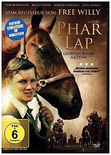 Phar Lap - Legende einer Nation (Deutsche Kinofassung / HD remastered)