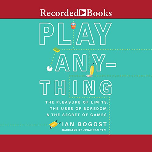 Play Anything audiobook cover art