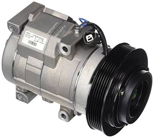 Four Seasons 98307 New A/C Compressor with Clutch
