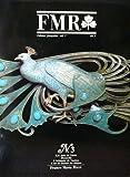 FMR: édition française: aout -septembre 1986 -n°3: Les stars de l'écrin, Donatello, L'échiquier de Vauban, L'art de tourner les chaises
