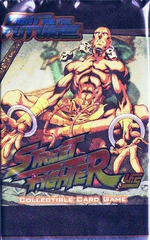 UFS: Street Fighter: Fight f/t Future Booster NEW