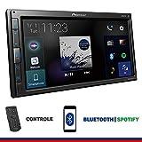 CENTRAL MULTIMÍDIA DMH-ZS5280TV 6,8' TV DIGITAL/BLUETOOTH
