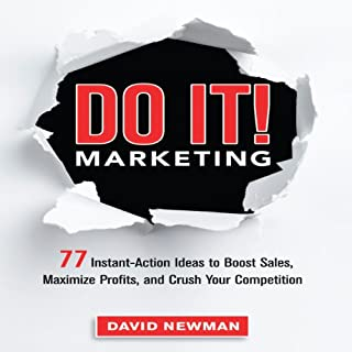 Do It! Marketing cover art