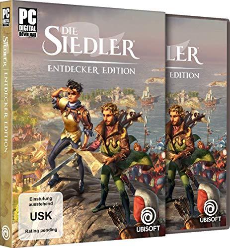 Die Siedler - Entdecker Edition - [PC - Code in the box - enthält keine CD]