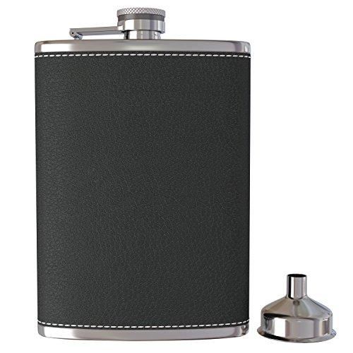 Pocket Hip Flask 8 Oz